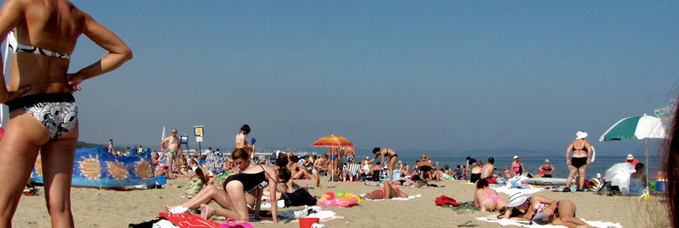 Strand Gdansk