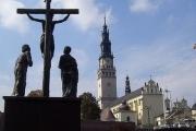 Czestochowa, de Zwarte Madonna