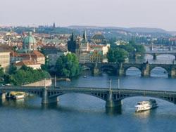 Vltava Rivier Cruise met diner en muziek
